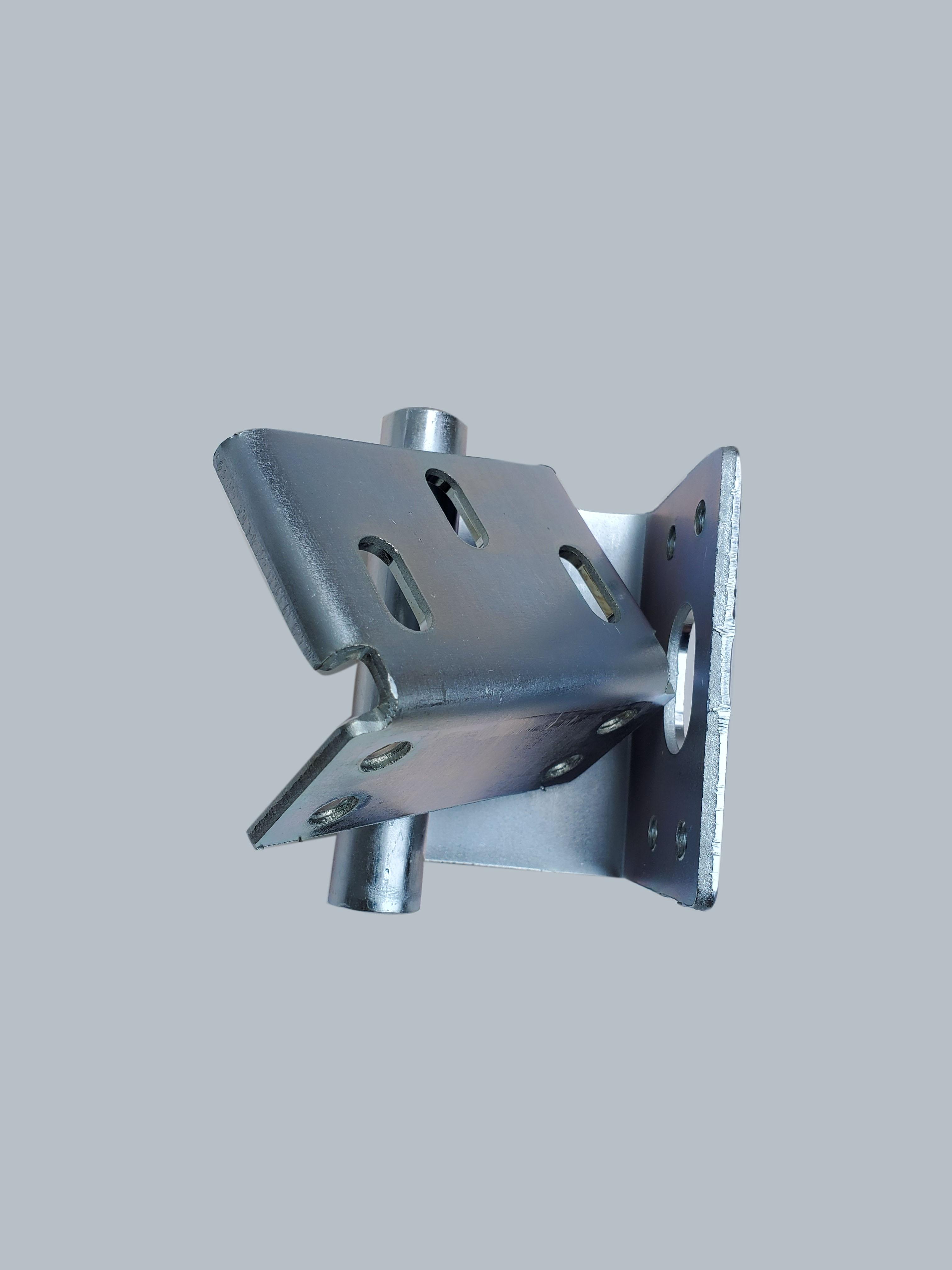 锌铁合金三价铬蓝钝